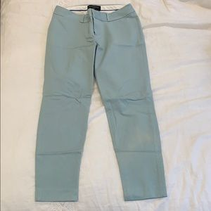 Banana Republic Sloan Fit Light Blue Pants